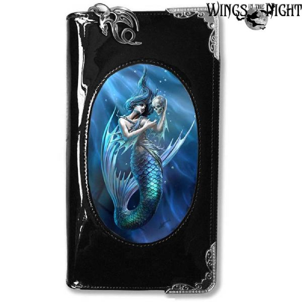 ANNE STOKES Gothic Sailors Ruin Mermaid 3D Purse